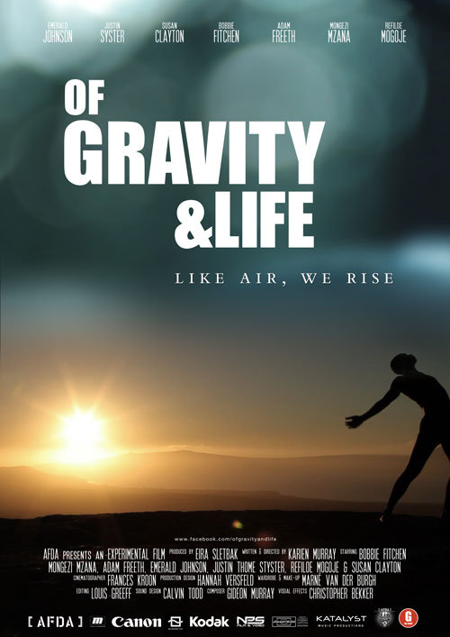 Of Gravity & Life